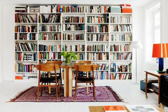 Y un poco de diseÑo: un piso sueco