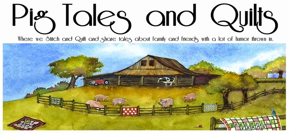 Pig Tales and Quilts