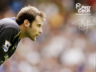 Petr Cech Chelsea Wallpaper 2011 6
