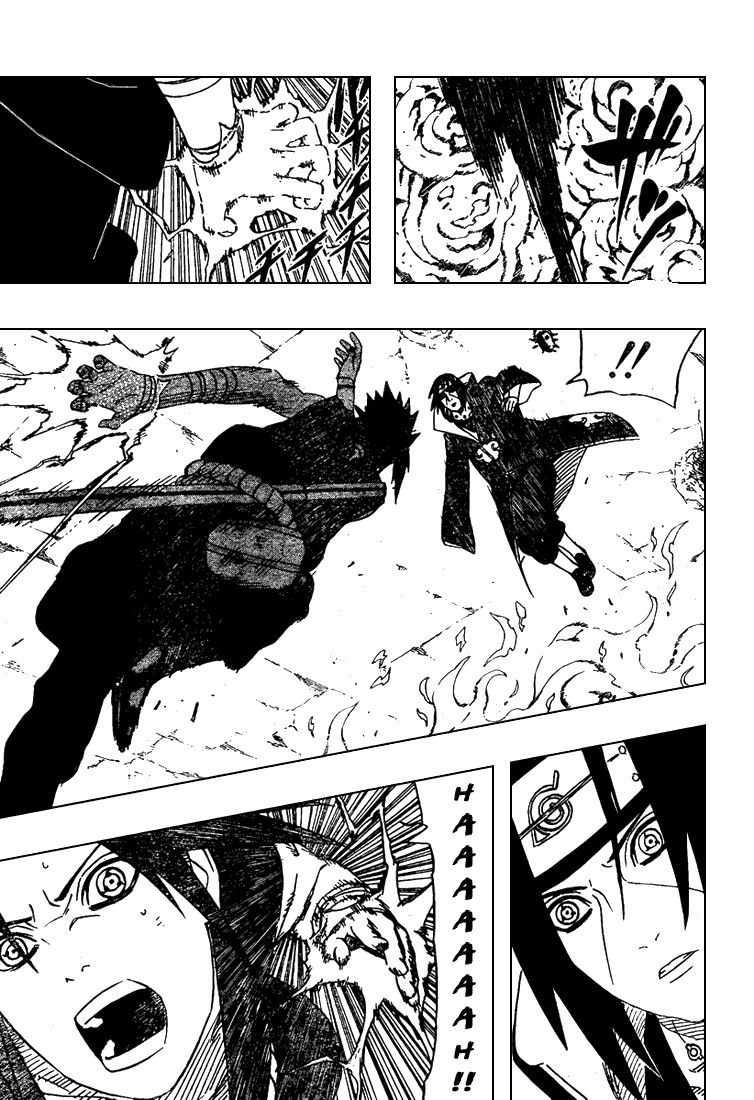 Naruto chap 389 Trang 11 - Mangak.info