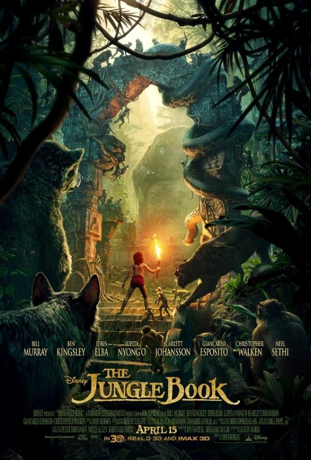 Cậu Bé Rừng Xanh - The Jungle Book (2016)