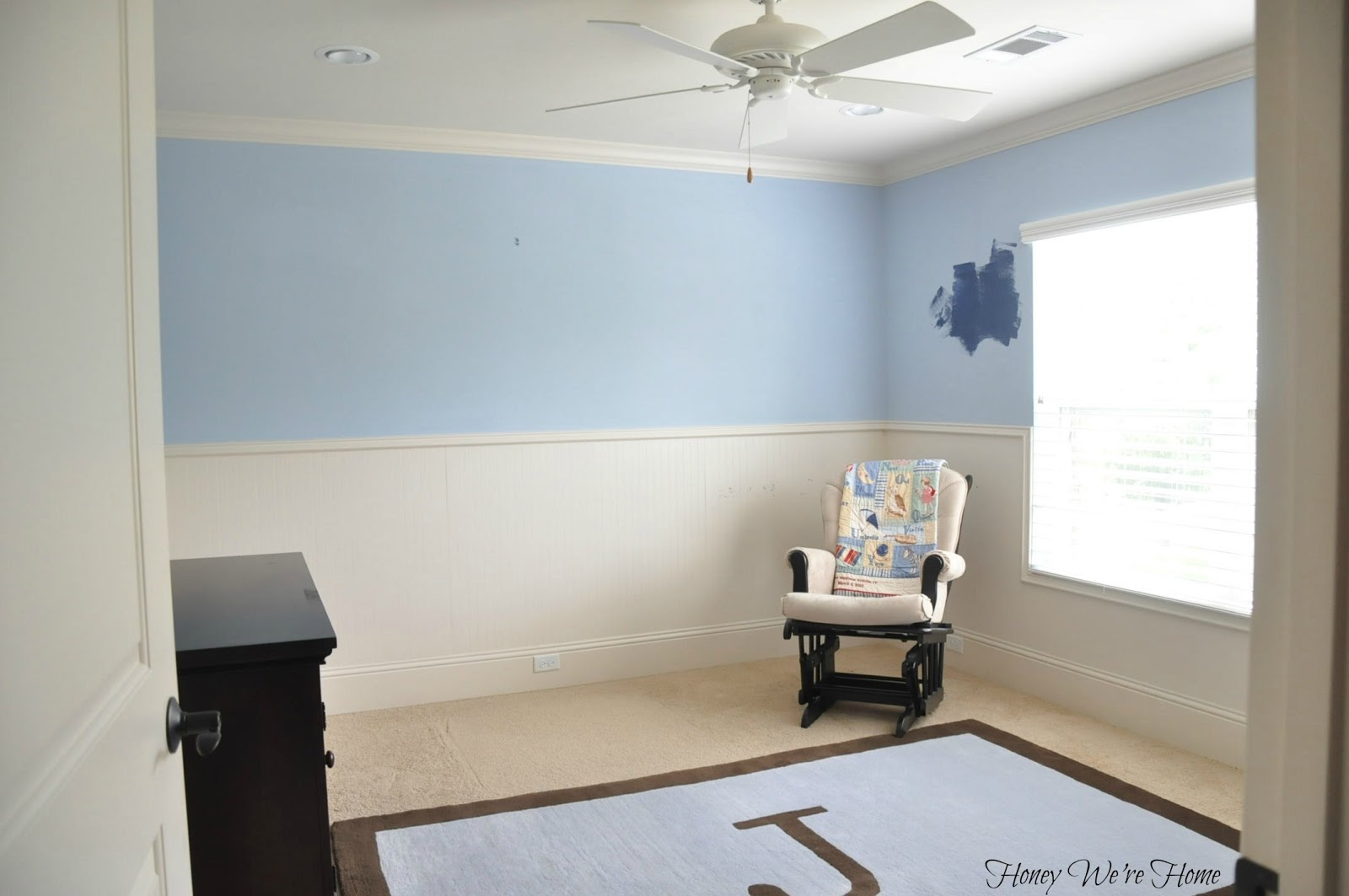 Honey We're Home: Big Boy Room Paint