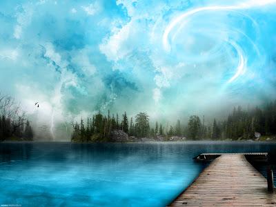 gambar pemandangan