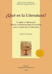 ¿Qué es la literatura? Y cómo se interpreta desde el Materialismo Filosófico