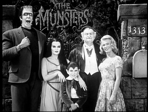 1960s The Munsters