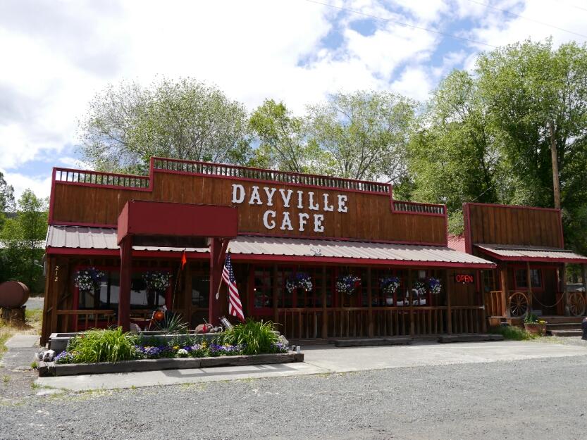 Dayville Cafe