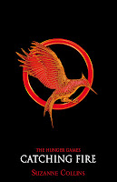 Suzanne Collins Catching Fire Bookcover