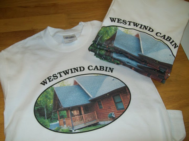 T-shirts for cabin guests