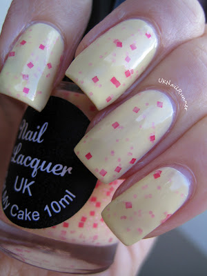 Nail Lacquer UK Eat My Cake