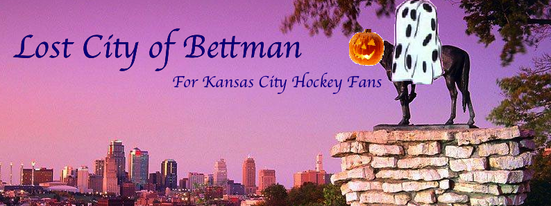 Lost City of Bettman - For Kansas City Hockey Fans