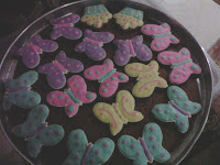FANCY COOKIES - RAMA-RAMA