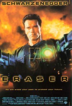 Kẻ xóa sổ - Eraser (1996)