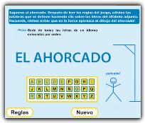 EL JUEGO DEL AHORCADO I