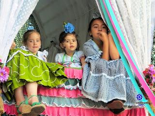 Romería del Rocío 2014 - Hermandad de Triana - Salida 16