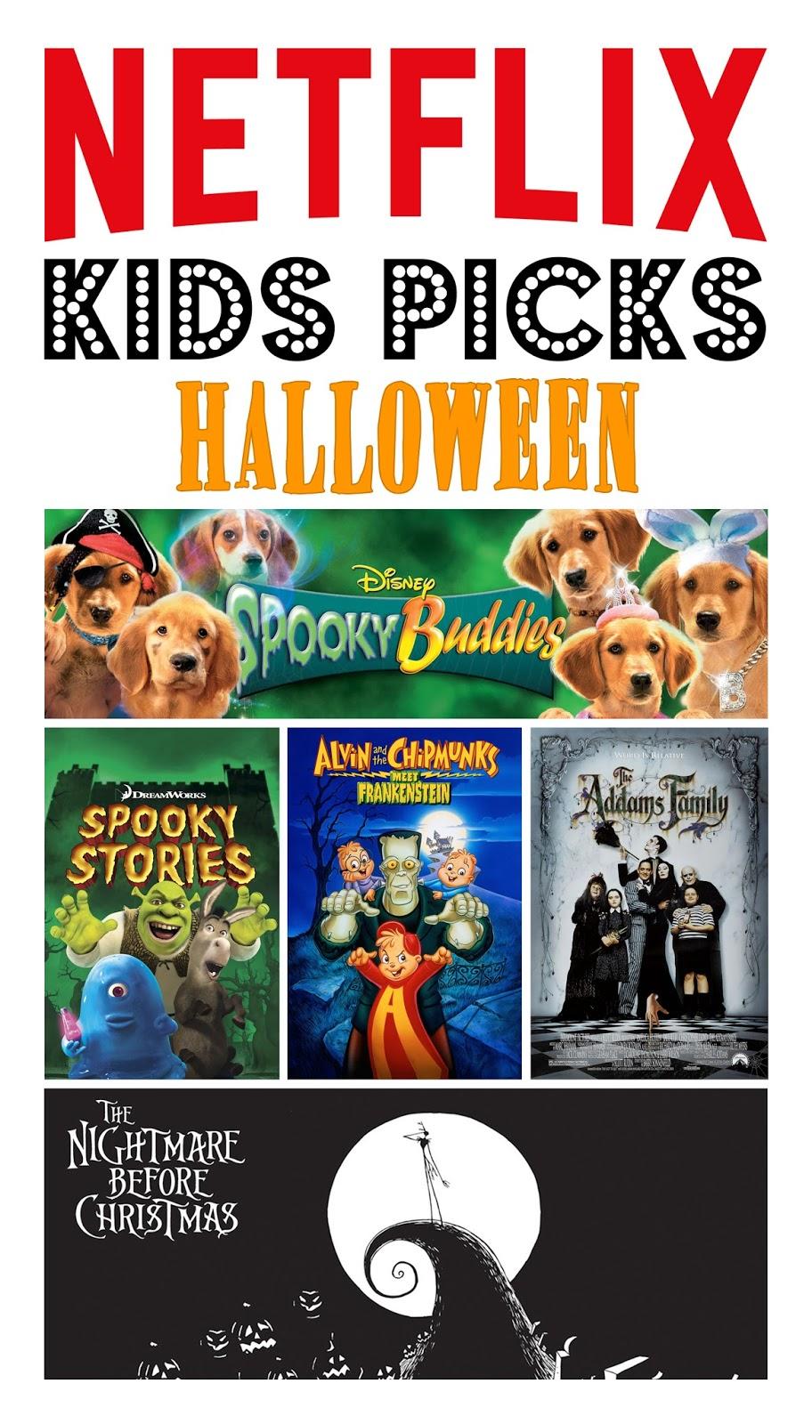 netflix kids picks: halloween