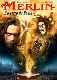 Merlin E O Livro Das Bestas