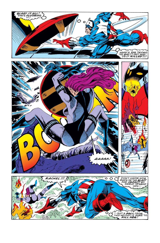 Captain America (1968) Issue #417 #366 - English 15