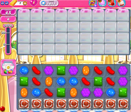 Candy Crush Saga 1011