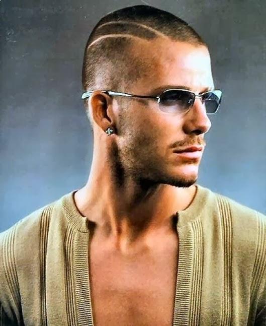 Tendencias de peinados fáciles rápidos y elegantes mas  - Peinados Modernos De Hombres