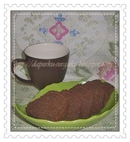resep cake coklat, chocolate cake, cake tanpa pengembang tambahan, cake tanpa margarin dan mentega