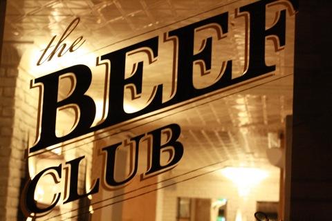 Beef Club Ballroom le Ballroom du Beef Club