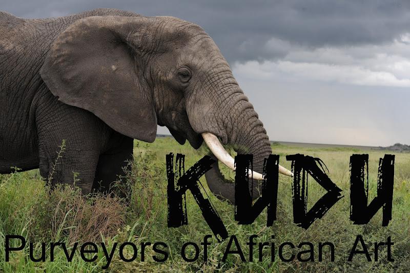 KUDU PURVEYORS OF AFRICAN ART