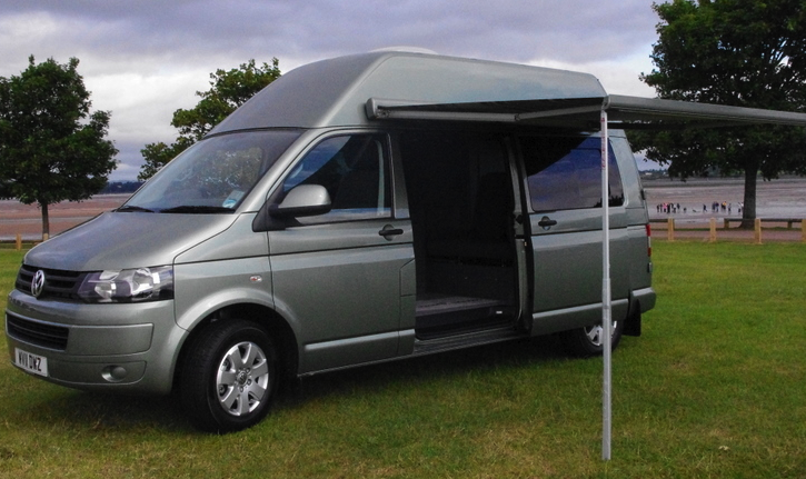 VW T5 Camper Van Conversion