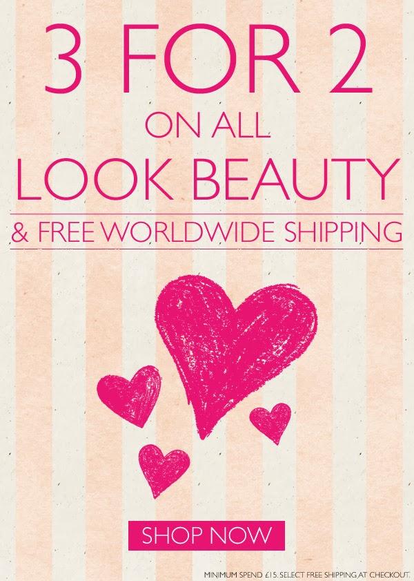 LOOK Beauty - 3X2 sugli acquisti
