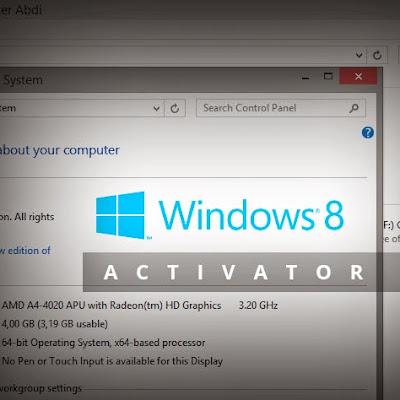 Windows 8.1 Activator w/ KMSpico 9.2.3 - 100% WORK