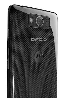 Motorola Droid Maxx Belakang