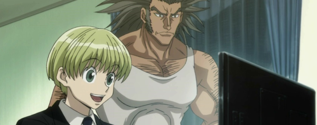 Hunter x Hunter 2011 Episódio 46
