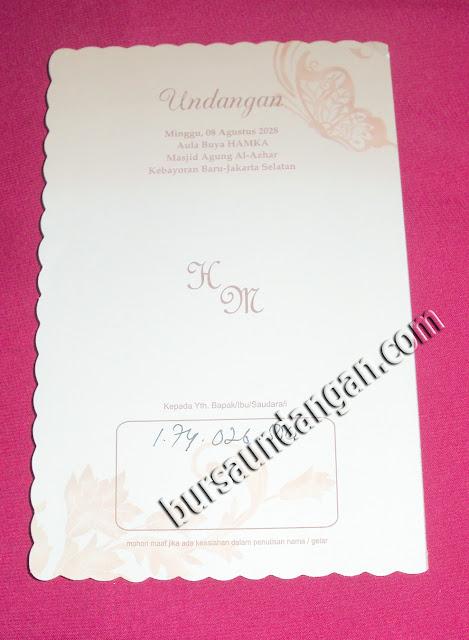 Contoh Undangan Pernikahan Dalam...