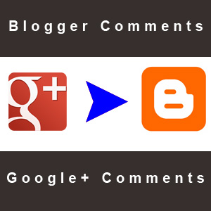 Google+ comments in blogger