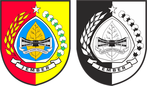 Logo Pemerintah Daerah Kab. Jember