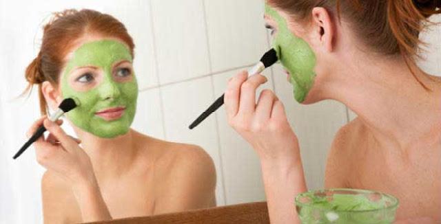 Manfaat Masker Mentimun dan cara Membuatnya