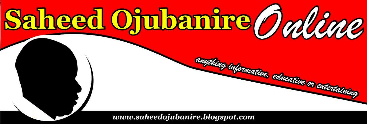 Saheed Ojubanire Online