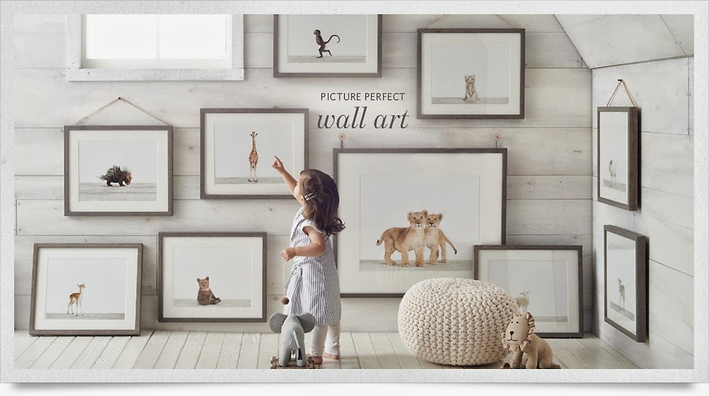 Restoration Hardware Baby Animals