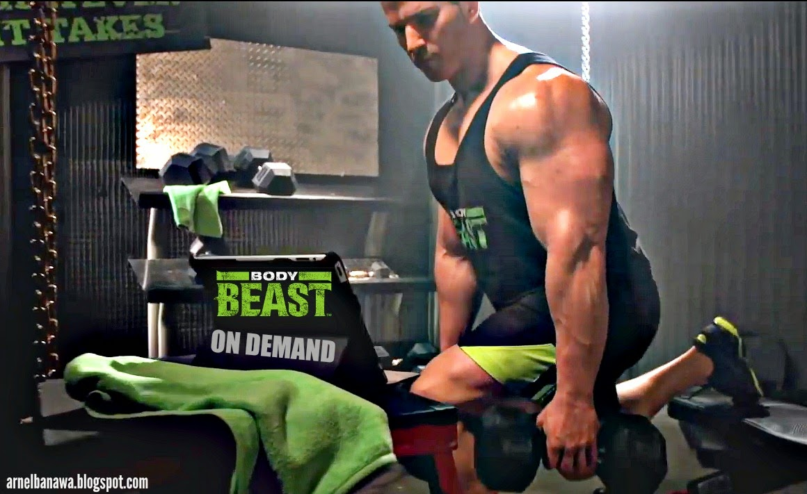 Body Beast on Demand - Beachbody on Demand