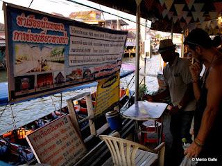 MERCADO FLOTANTE DE AMPHAWA. TAILANDIA