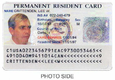 How To Renew A Permanent Resident Card