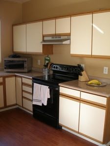 Woodmaster woodworks inc updating laminate cabinets for Can you paint formica kitchen cabinets
