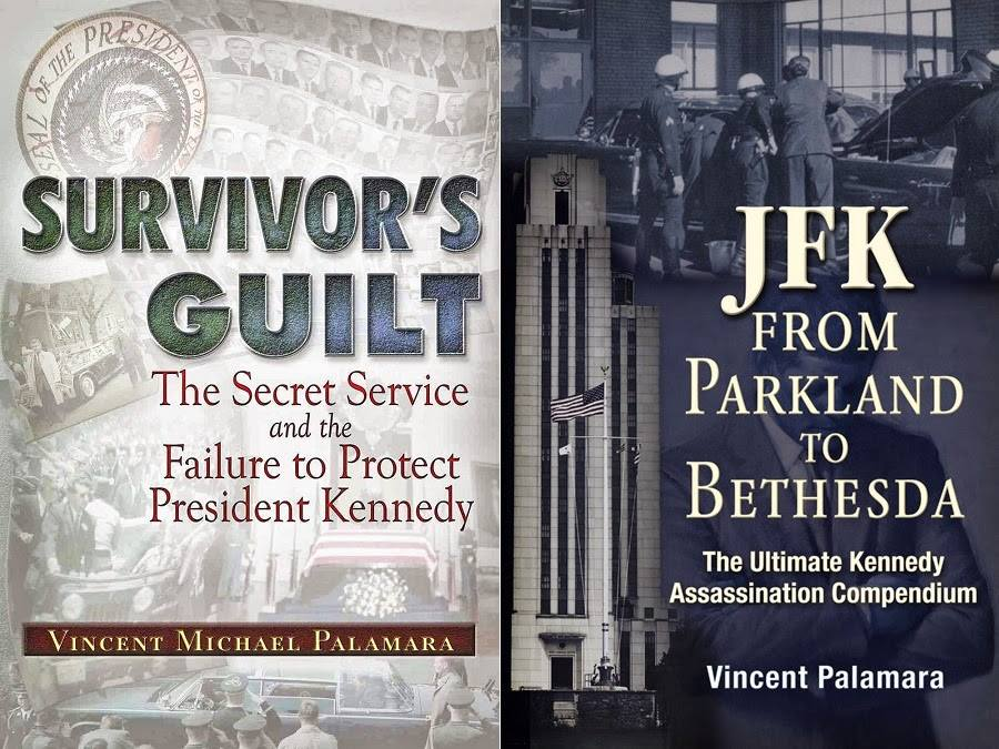 Vince Palamara: author of two books