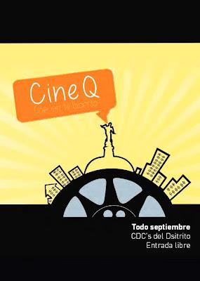 Fiestas eventos culturales en Quito Cine