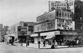 Times Square em 1880