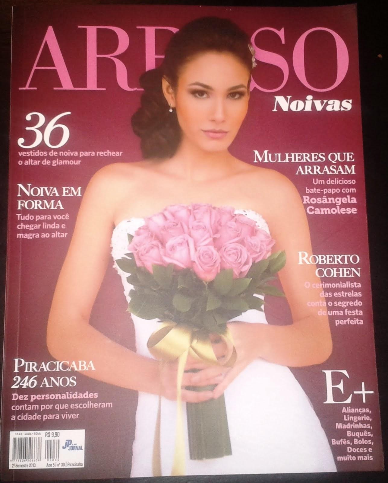 Revista Arraso Noivas - SP