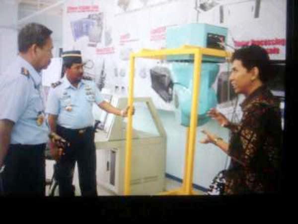KSAU Kunjungi Industri Elektronika