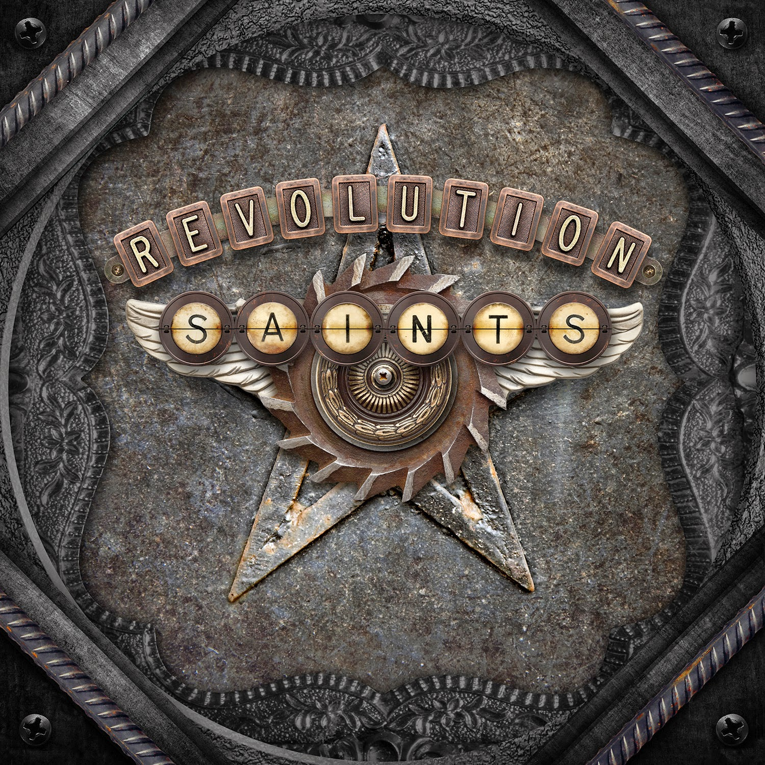 Revolution Saints - album