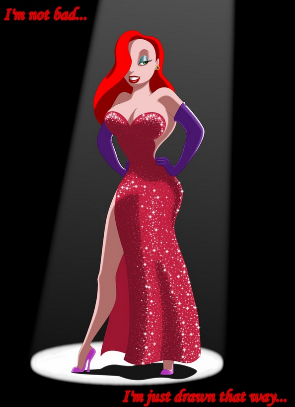 Cartoon Characters Jessica Rabbit : Entertainment world news welcome to my first official