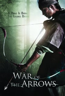 Arrow the Ultimate Weapon (2011)
