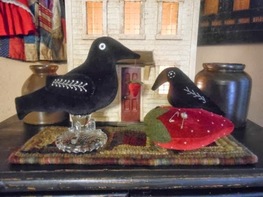 CROWS AND BERRIES ALBUM